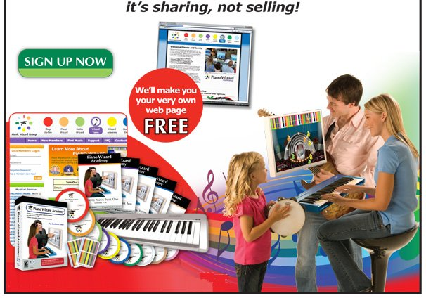 Piano Wizard - Learn to Play Piano Affiliates Program